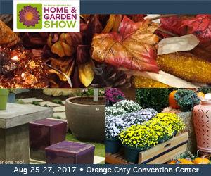 2017 8th Annual Orlando Fall Home Garden Show Preview