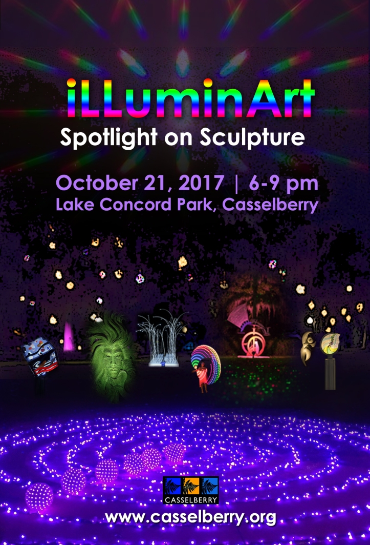 iLLuminArt Postcard - web