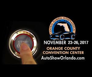 2017 Central Florida International Auto Show In Orlando Preview