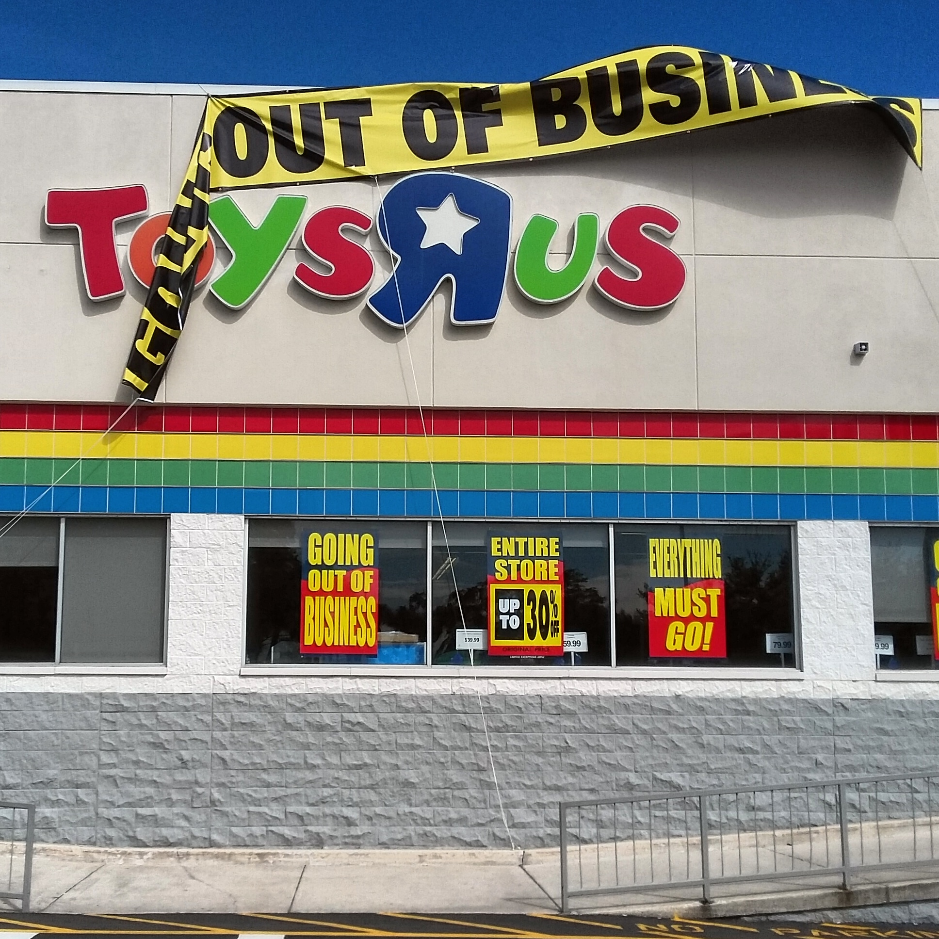 Off Topic Central Florida Toys R Us Stores Are Closing Forever In