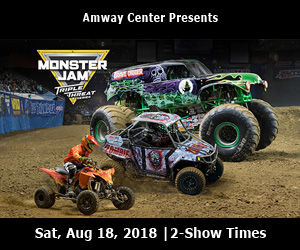 2018 Monster Jam – Triple Threat Series in Orlando Preview