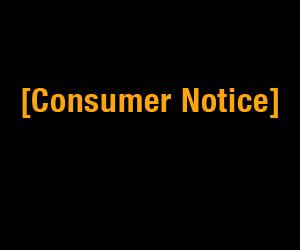 Consumer Notice – Alcatel Linkzone Hotspot Device for