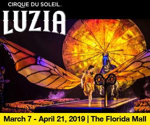 cirque du soleil orlando 2020