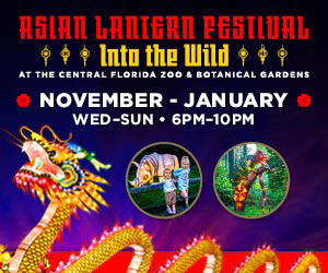 Central Fla Zoo Asian Lantern Fest Ad19