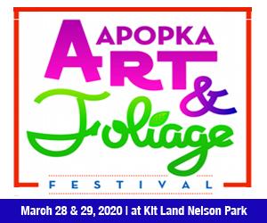 ApopkaArtFoliageFestAd20