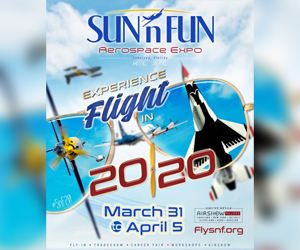 Sun N Fun Air show Ad20
